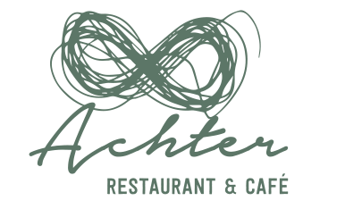 Achter - Restaurant & Café Logo